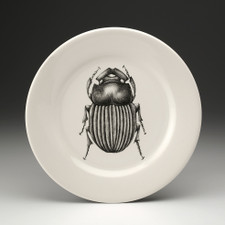 Dinner Plate: Scarab Beetle