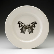 Dinner Plate: Angel Wing Butterfly