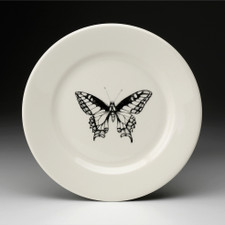 Salad Plate: Swallowtail Butterfly