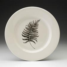 Dinner Plate: Wood Fern