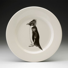 Dinner Plate: Rockhopper Penguin