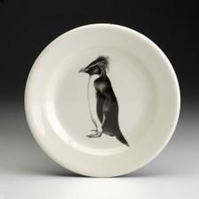Bread Plate: Rockhopper Penguin