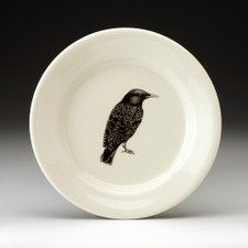 Bread Plate: Starling