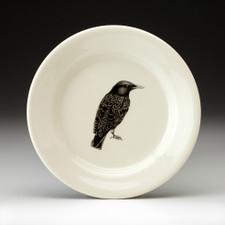 Bread Plate: Starling