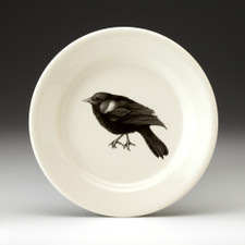 Bread Plate: Red-Winged Blackbird