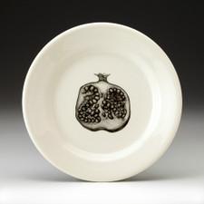 Bread Plate: Pomegranate Half