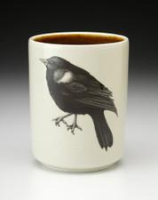 Utensil Cup: Red-Winged Blackbird
