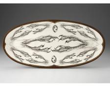 Fish Platter: Quail Feet