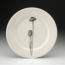 Salad Plate: Liberty Cap Mushroom