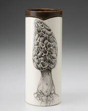 Small Vase: Morel