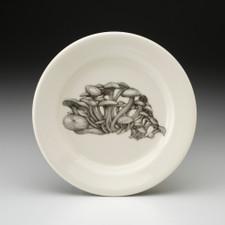 Bread Plate:Funnel Cap Mushroom