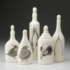 Set of 5 Bottles: Quails