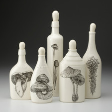 Set of 5 Bottles: Mushrooms