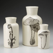 Set of 3 Jars: Mushrooms