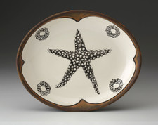 Small Serving Dish: Starfish