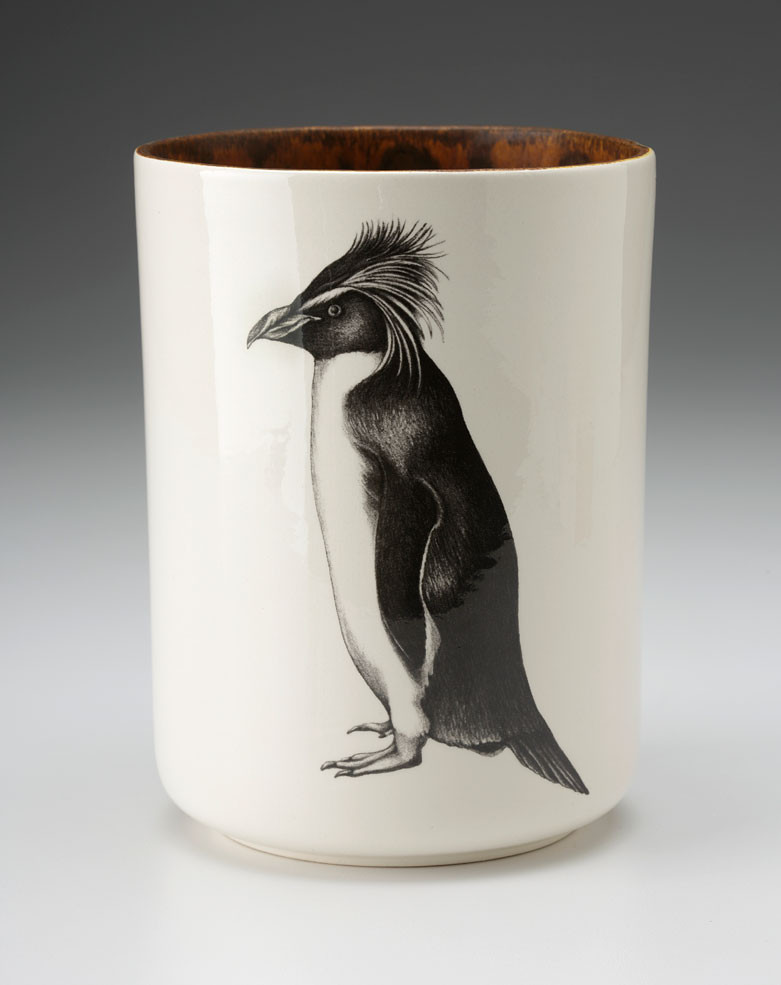 Utensil Cup Rockhopper Penguin Laura Zindel Design