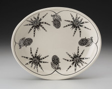 Small Serving Dish: Tarantula