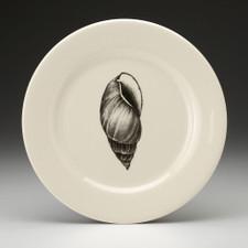 Dinner Plate: Snail Shell
