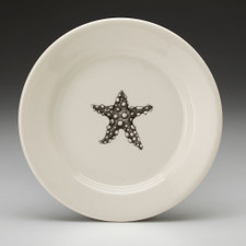 Bread Plate: Starfish