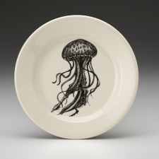 Bread Plate: Jellyfish