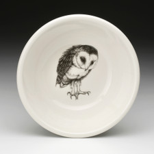 Cereal Bowl: Barn Owl
