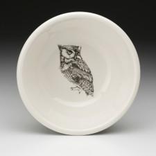 Cereal Bowl: Screech Owl #1