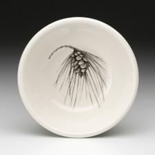Cereal Bowl: Pine Cone Sprig