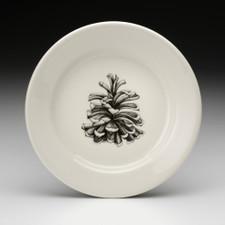 Bread Plate: Pinyon Pine Cone