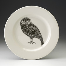 Dinner Plate: Burrowing Owl