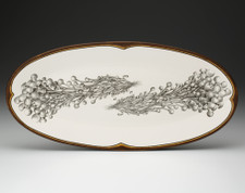 Fish Platter: Enoki Mushroom