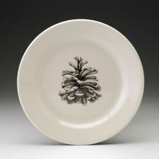 Salad Plate: Pinyon Pine Cone