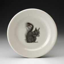 Bread Plate: Squirrel