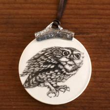 Ornament: Screech Owl #2