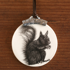 Ornament: Squirrel