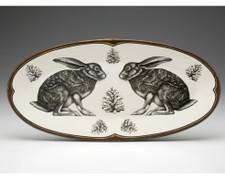 Fish Platter: Crouching Hare