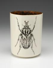 Utensil Cup: Goliath Beetle