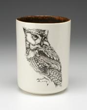 Utensil Cup: Screech Owl #1
