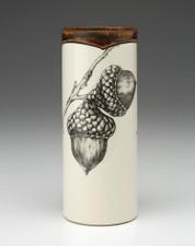 Small Vase: Double Acorn