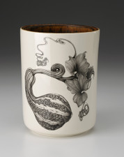 Utensil Cup: Gourd - Laura Zindel Design