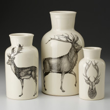 Set of Jars - Woodland Deer Laura Zindel Design