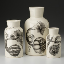Botanical Gourds Set of Jars Laura Zindel Design