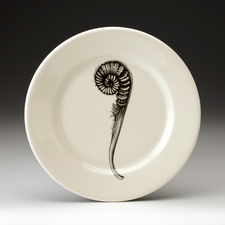 Salad Plate: Coiled Sword Fern