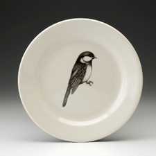 Salad Plate: Black-capped Chickadee