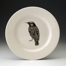 Dinner Plate: Starling
