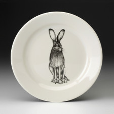 Salad Plate: Tall Hare