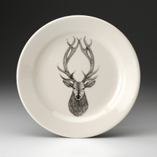 Dinner Plate: Red Stag