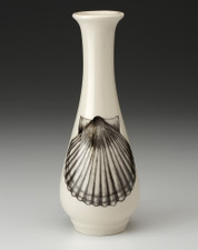 Bud Vase: Scallop Shell