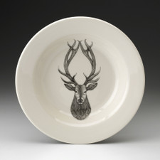 Soup Bowl: Red Stag
