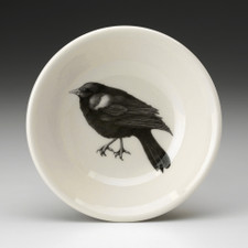 Sauce Bowl: Red-Winged Blackbird