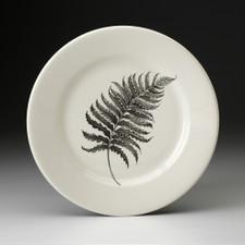 Salad Plate: Wood Fern